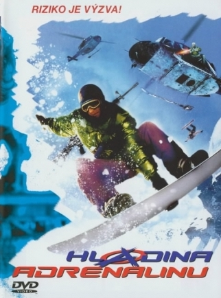 Hladina adrenalinu - DVD /plast/