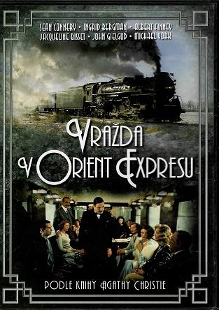 Vražda v Orient expresu ( plast ) DVD