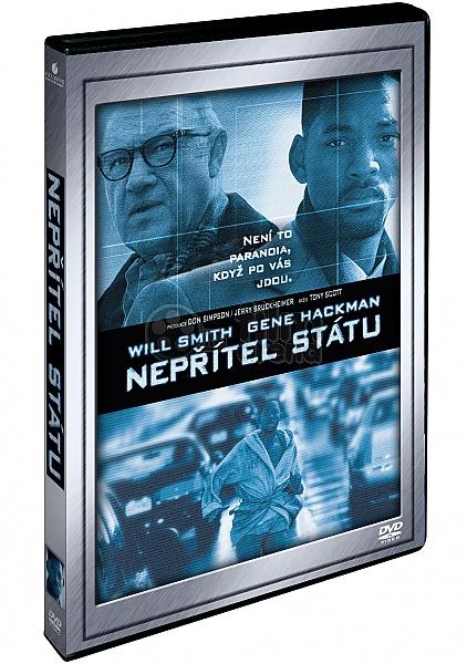 Nepřítel státu - DVD /plast/
