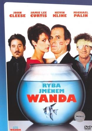 Ryba jménem Wanda - DVD /plast/