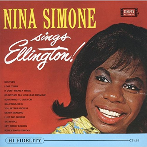 Nina Simon - sings Ellington! - CD /karton obal/