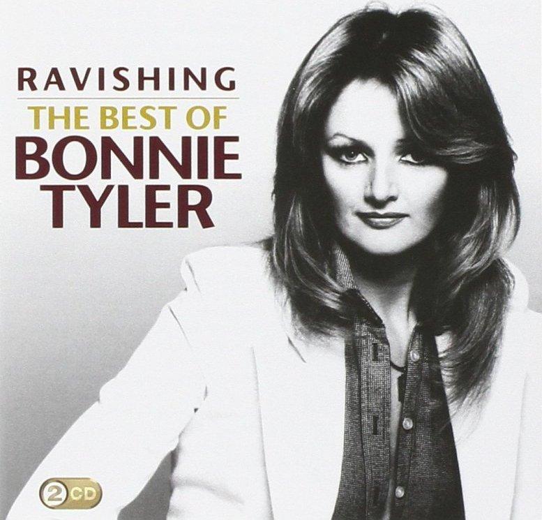Bonnie Tyler - Ravishing - The Best of Bonnie Tyler - 2xCD /plast/
