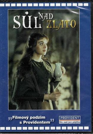 Sůl nad zlato ( slim ) DVD