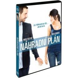 Náhradní plán - DVD /plast/