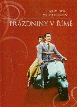 Prázdniny v Římě - v originálním znění s CZ titulky - DVD /plast/