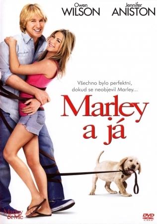 Marley a já - DVD /plast/