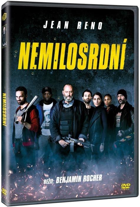 Nemilosrdní - DVD /plast/