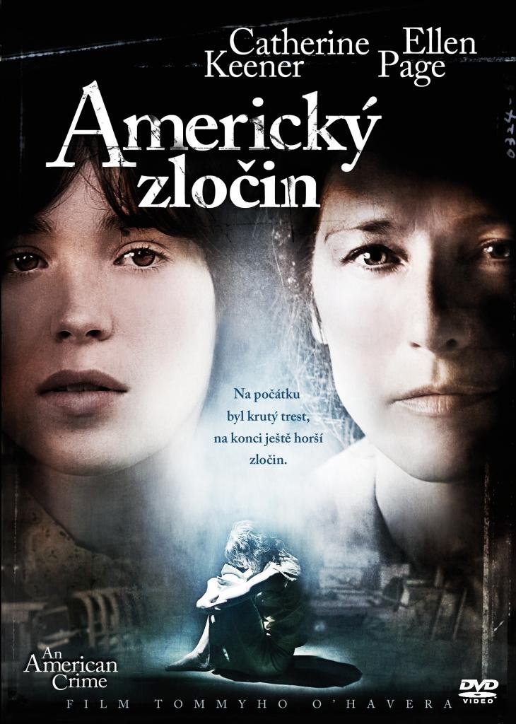 Americký zločin - DVD /plast/