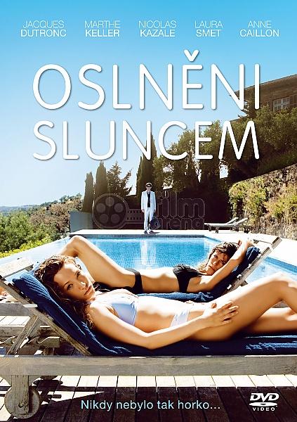 Oslněni sluncem - DVD /plast/