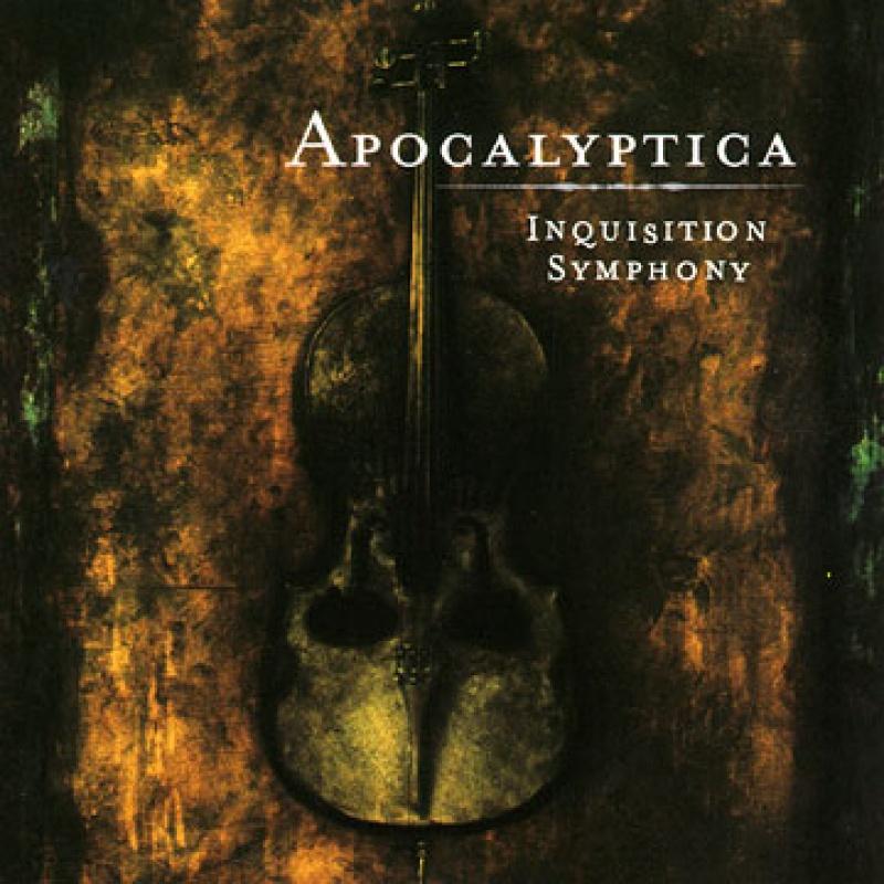 Apocalyptica - Inquisition Symphony - CD /plast/