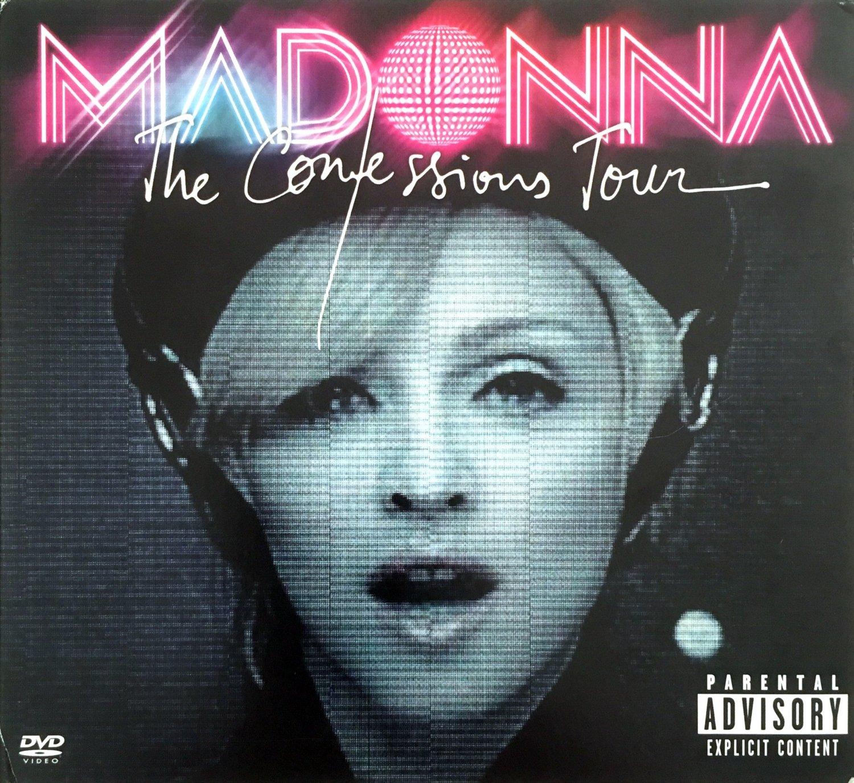 Madonna - The Confessions Tour - CD + DVD /digipack malý/