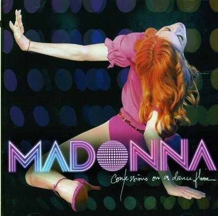Madonna - Confessions on a Dance Floor - CD /plast/