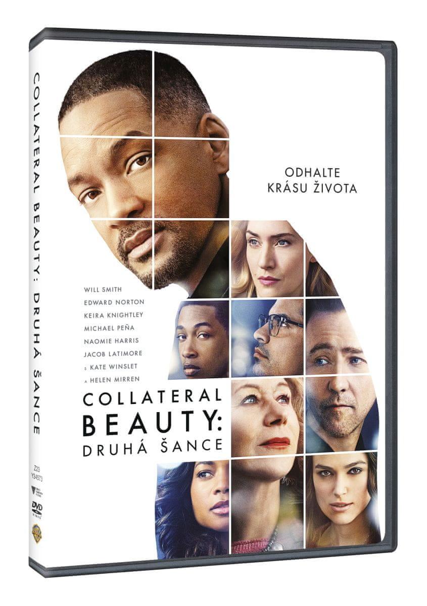 Collateral Beauty: Druhá šance - DVD /Plast/