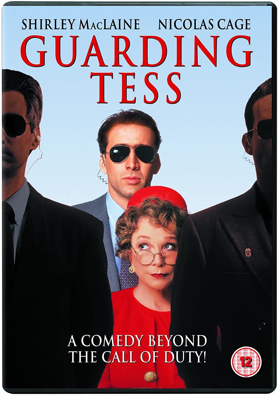 Guarding Tess - (originální znění titulky CZ) DVD /Plast/
