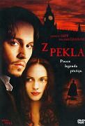 Z Pekla - Dvoudisková verze (původní znění, cz titulky) DVD /plast/