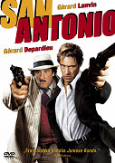 San Antonio- DVD /Plast/