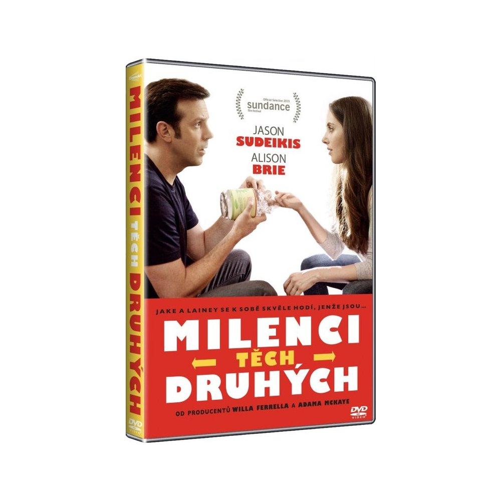 Milenci těch druhých - DVD /Plast/