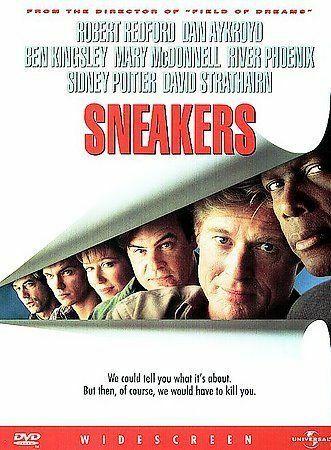 Sneakers - (původní znění, cz titulky) DVD /plast/