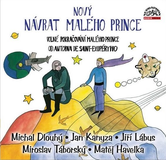 Nový návrat Malého Prince - CD /plast/