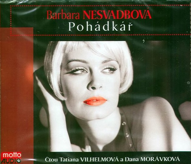 Pohádkář - Barbara Nesvadbová - Audiokniha - 4xCD /plast/