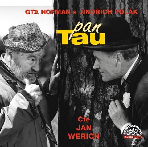 Pan Tau - Oto Hofman a Jindřich Polák - CD /karton obal/