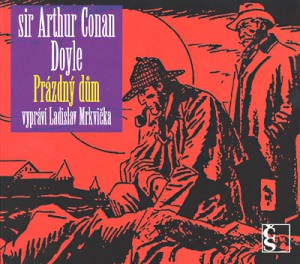 Prázdný dům - sir Arthur Conan Doyle - CD /digipack malý/