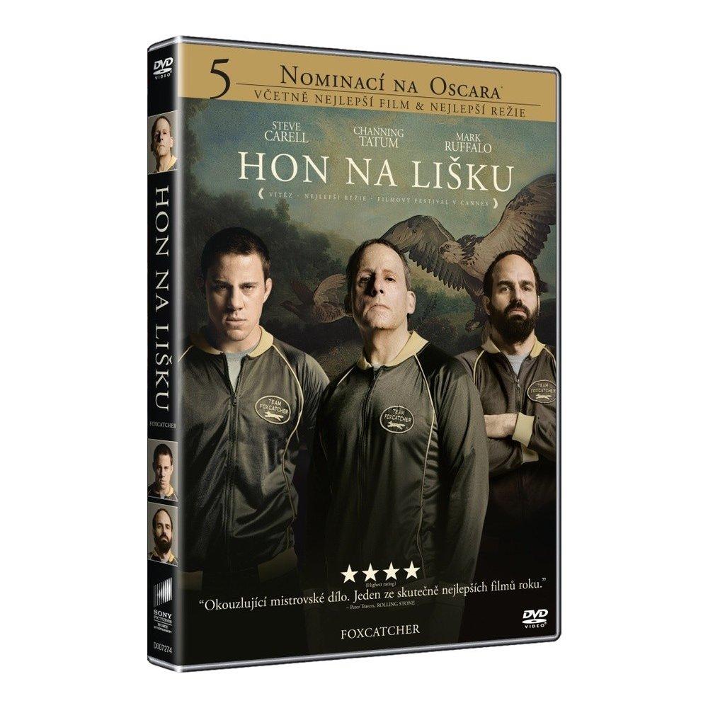 Hon na lišku - DVD /Plast/