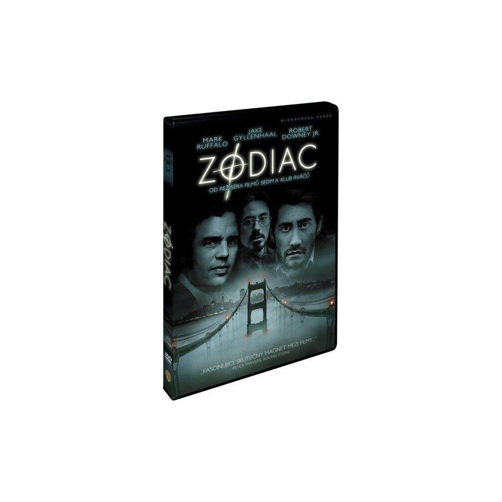 Zodiac - DVD /Plast/
