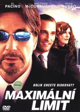 Maximální limit - DVD /pošetka/