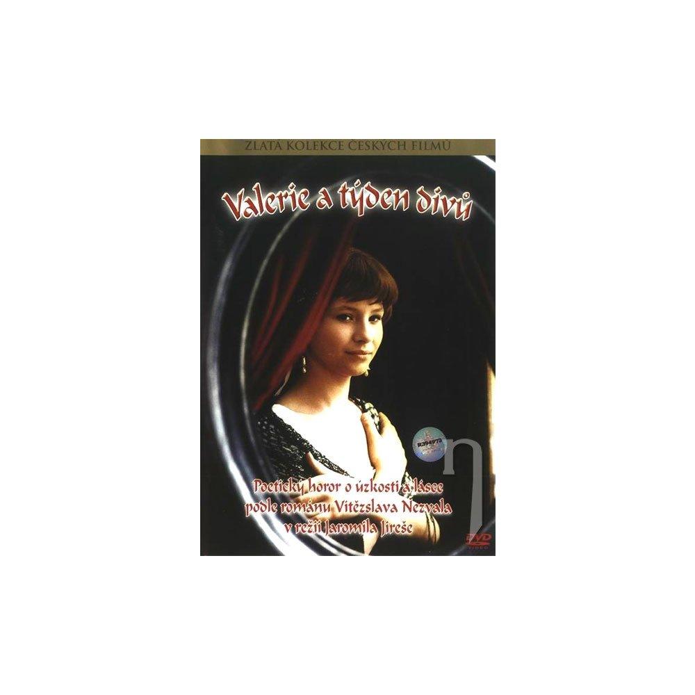 Valerie a týden divů - DVD /Plast/