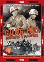 Gung Ho!: Ofenzíva v Pacifiku - DVD /pošetka/