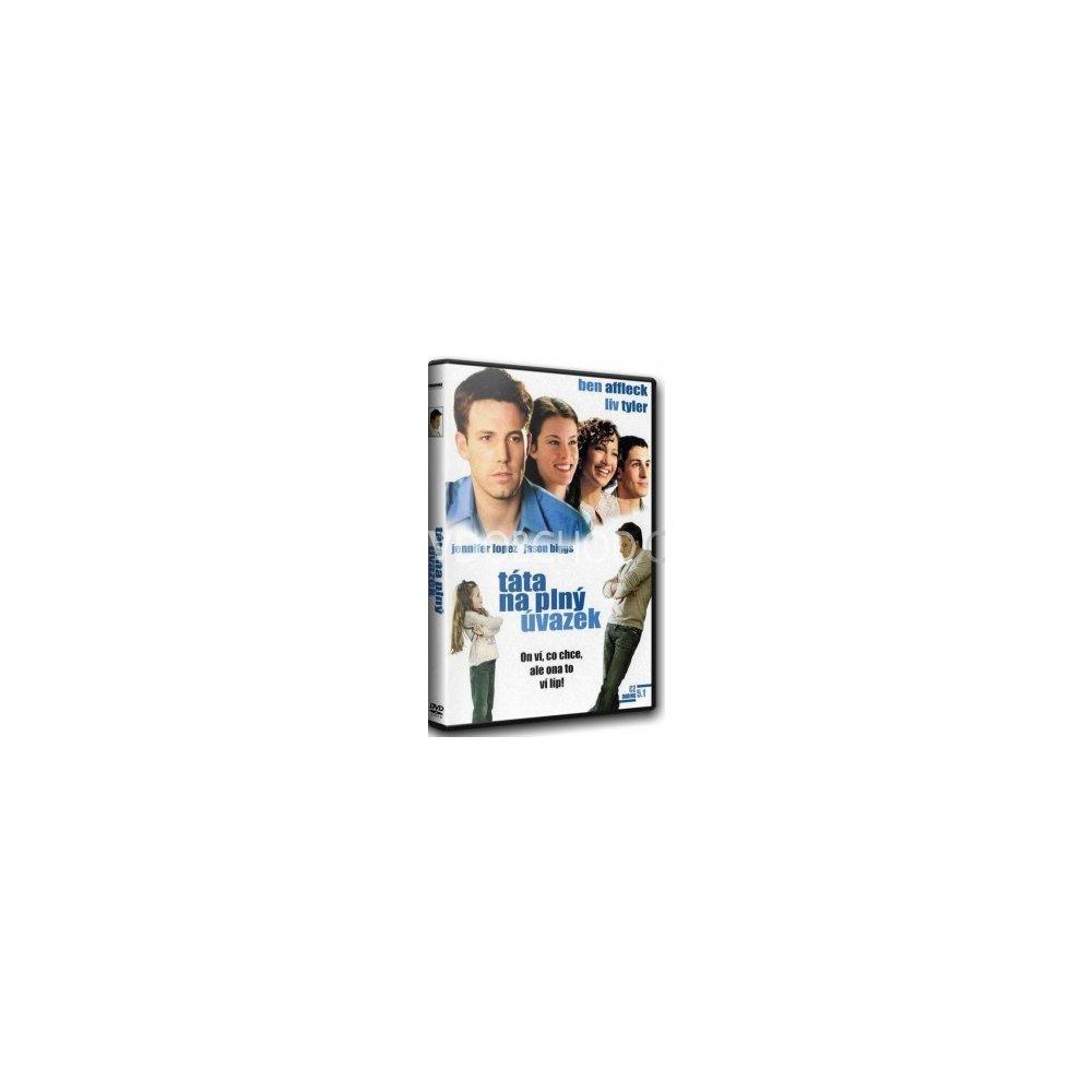 Táta na plný úvazek - DVD /plast/