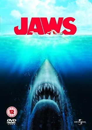 Jaws / Čelisti - v originálním znění s CZ titulky - DVD /plast/