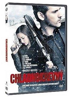 Chladnokrevný - DVD /plast/