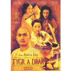 Tygr a drak (originální znění s CZ titulky) - DVD /plast/