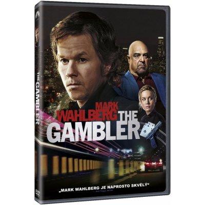 Gambler: Nejvyšší sázka - DVD /Plast/