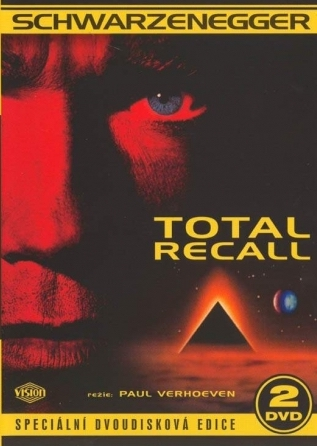 Total Recall - Speciální dvoudisková edice - 2xDVD /plast/