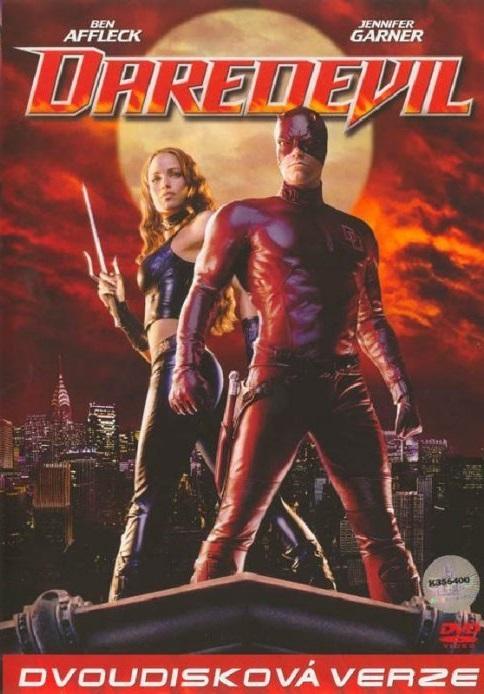 Daredevil (dvoudisková verze) - DVD /Plast/