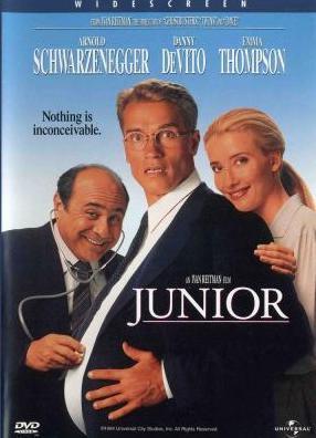 Junior - v originálním znění s CZ titulky - DVD /plast/