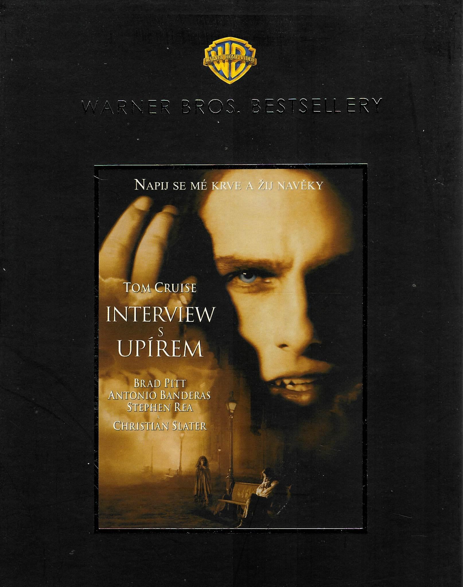 Interview s Upírem - DVD /plast/