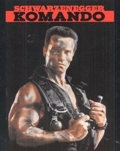 Komando - v originálním znění s CZ titulky - DVD /plast/