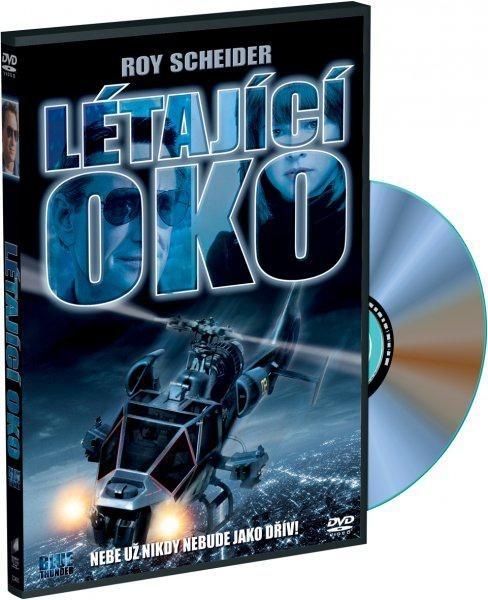 Létající oko - (původní znění, cz titulky) DVD /plast/