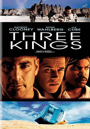 Tři králové / Three Kings -  (původní znění, cz titulky) DVD /plast/