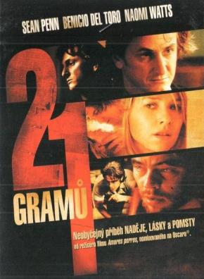 21 gramů - DVD /plast/
