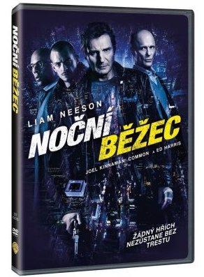 Noční běžec - DVD /plast/