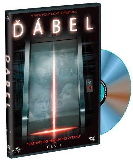 Ďábel - DVD /plast/