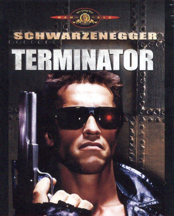 Terminátor - DVD /plast/