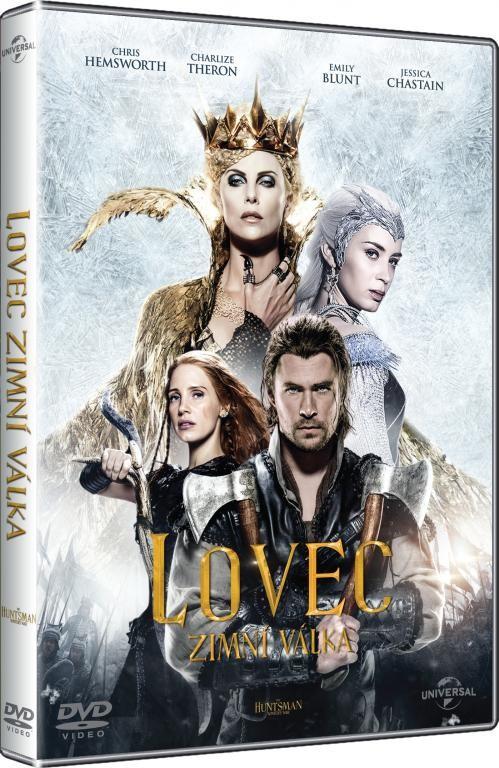 Lovec - Zimní válka - DVD /plast/