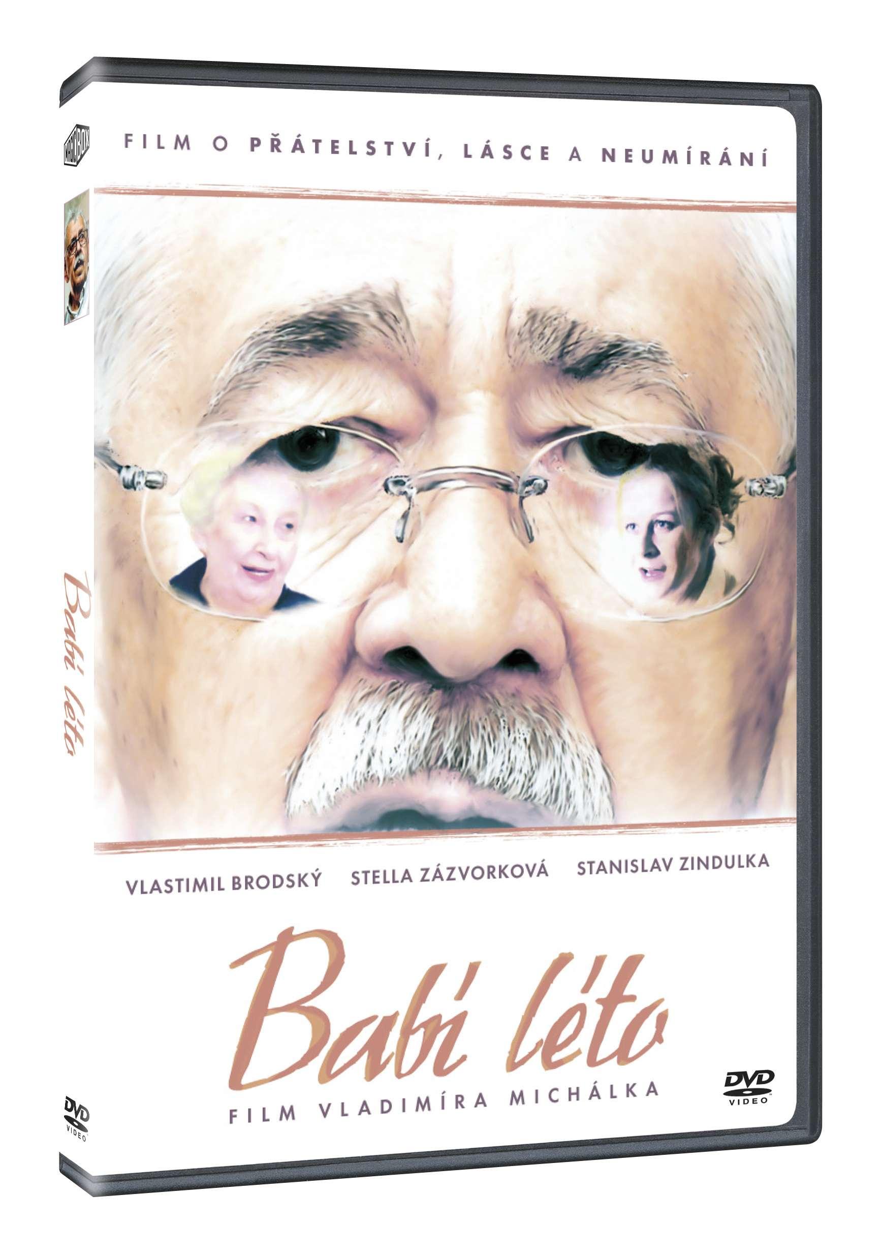 Babí léto - DVD /plast/