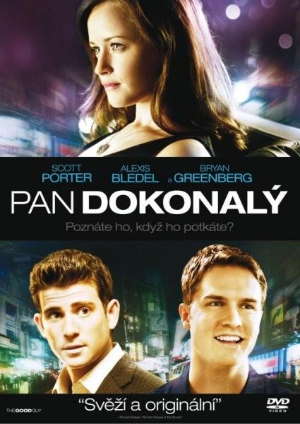 Pan Dokonalý - DVD /plast/